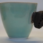 Tasse porcelaine CORAIL 1